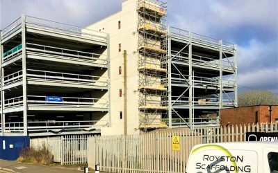 Can Scaffolding Survive Strong Winds And Storms?