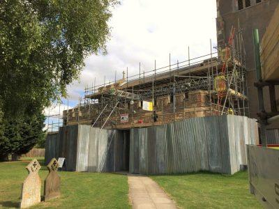 Royston Scaffolding Heritage