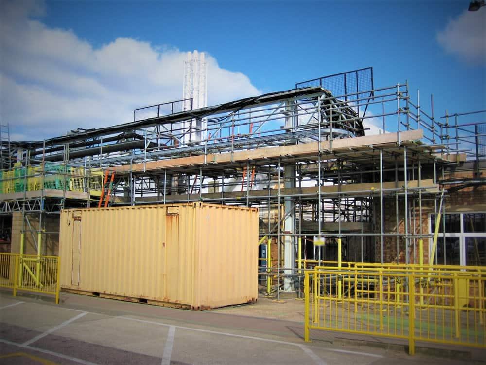Royston Scaffolding Industrial