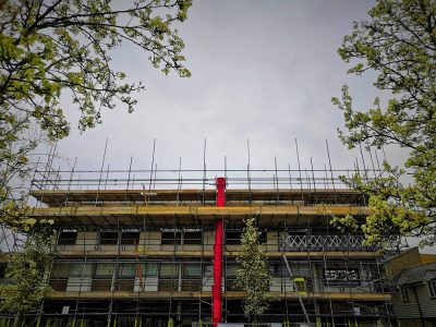 Royston Scaffolding Project