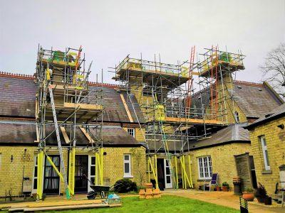 Royston Scaffolding Residential