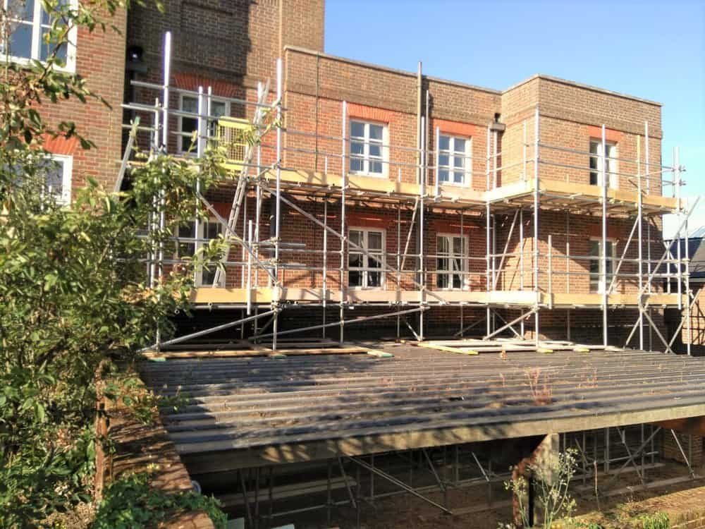 Royston Scaffolding Commercial