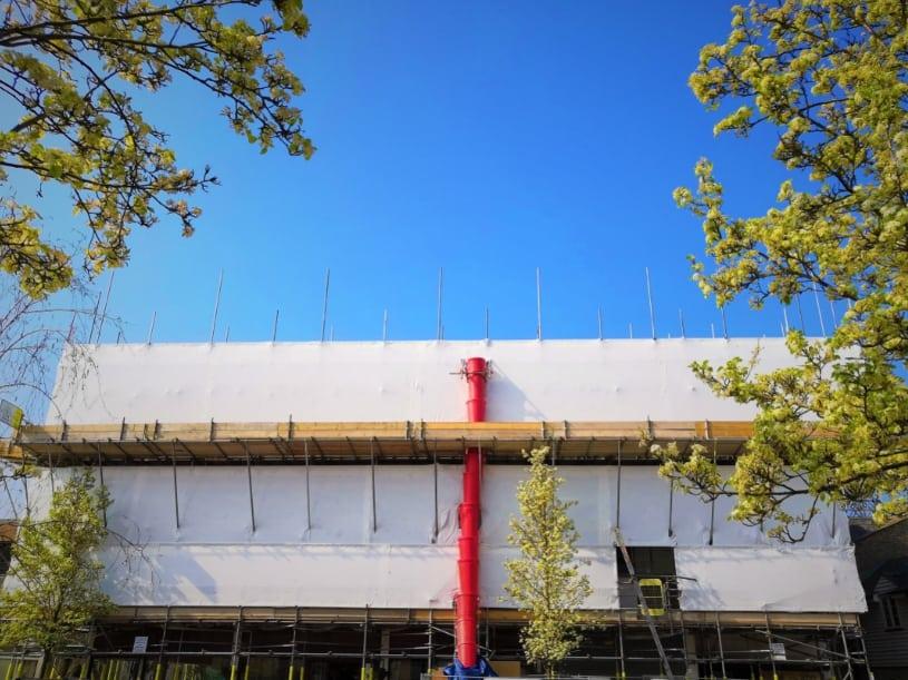 Royston Scaffolding Commercial Scaffolding